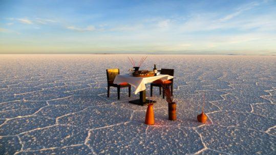 Salar de Uyuni (Salt Flats of Uyuni)