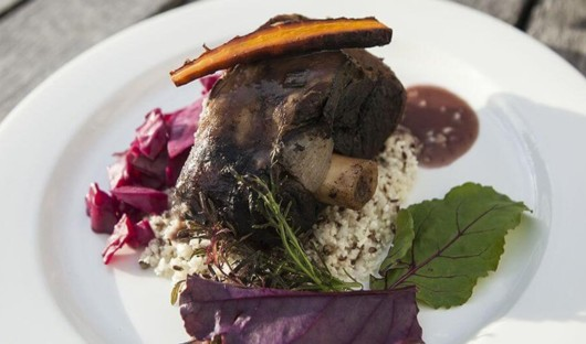 lamb garron gastronomy explora patagonia