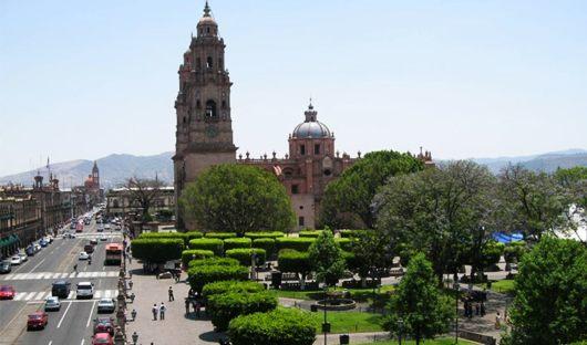 morelia journey mexico