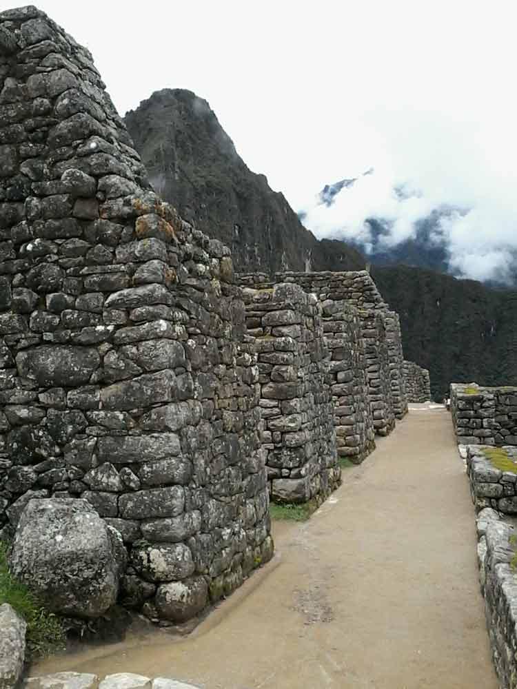 Machu Picchu, Peru by Nathan Chamberlain