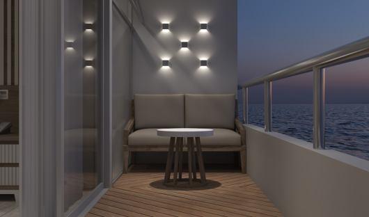 Suite Private Balcony