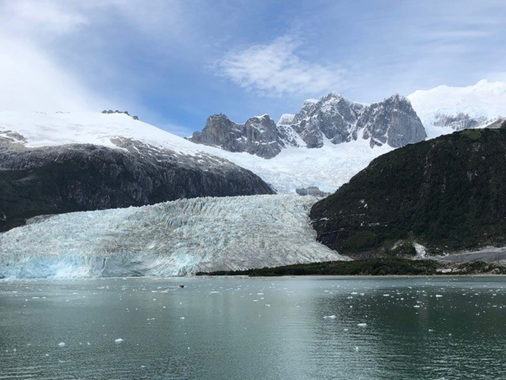 Glacier Chile - By Shane Williams