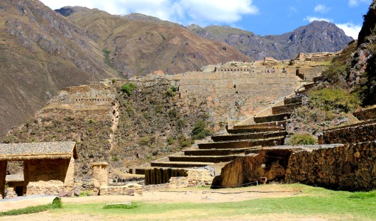 Ollantaytambo Ruins resized