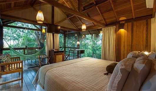 Anavilhanas Lodge Bungalow