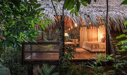 Anavilhanas Lodge Bungalow2