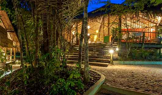 Anavilhanas Lodge Lounge