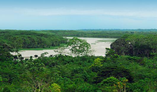 Aqua Expedition- Amazon River Brown water