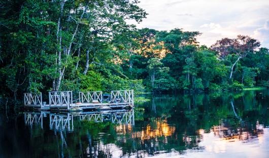 Aqua Expeditions Amazon Sundowner - High Resolution