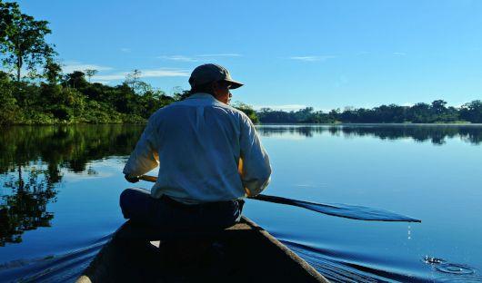 Aqua Expeditions- Canoe