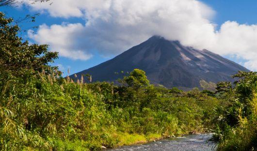 Arenal Volcano shutterstock