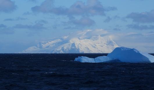 At Sea Antarctica