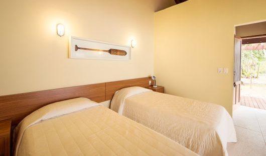 Beds Standard Room Cristalino Lodge