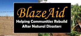 Blaze Aid - A Helping Hand