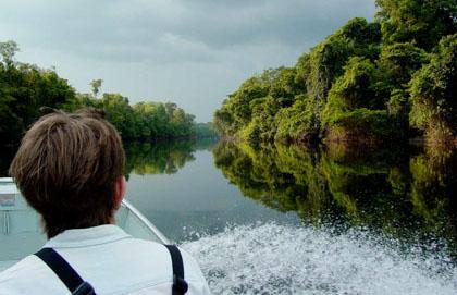 Cristalino Lodge Boat Trips