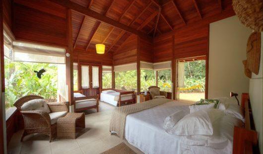 Bungalow Bedroom Cristalino Lodge