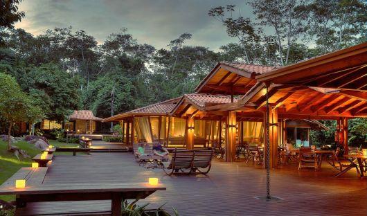 Cristalino Lodge Common Area