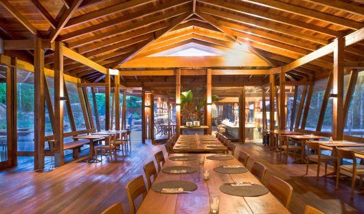 Cristalino Lodge Dining Room