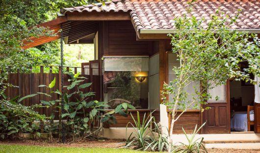 Cristalino Lodge Outdoors