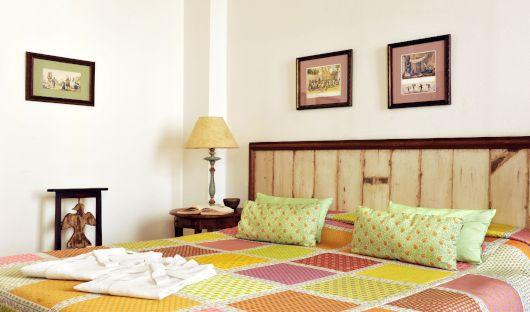 Hotel Villa Bahia Cueta Room