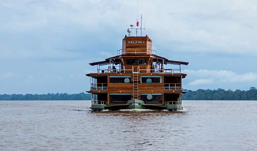 Delfin I Amazon Cruise
