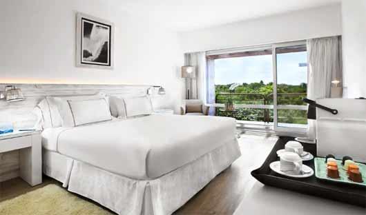 Gran Melia Iguazu Deluxe Room