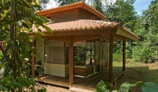 Exterior Superior Room Cristalino Lodge
