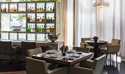 Fasano Hotel Dining