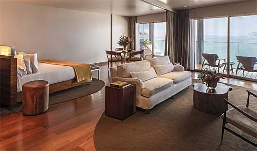 Fasano Hotel Oceanfront Suite