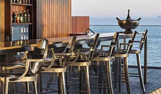 Fasano Hotel Pool Bar