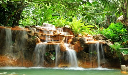 Hot Springs in Costa Rica Shutterstock