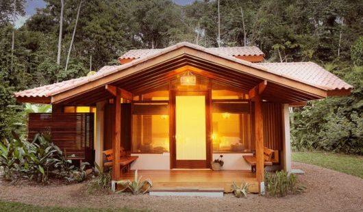 Junior Bungalow Exterior Cristalino Lodge