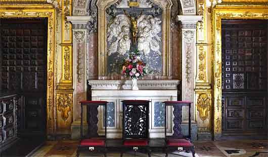 Pestana Convento do Carmo Lobby
