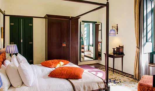 Pestana Convento do Carmo Hotel Twin Junior Suite