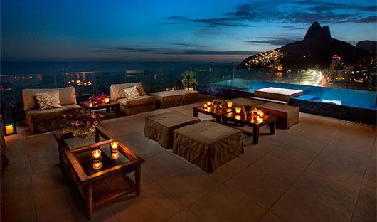 Praia Ipanema Rooftop