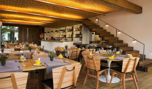Restaurant Pousada Literaria