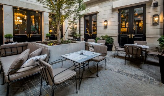 The Singular Santiago Outdoor Patio