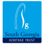 South Georgia Heritage Trust Logo - A helping Hand