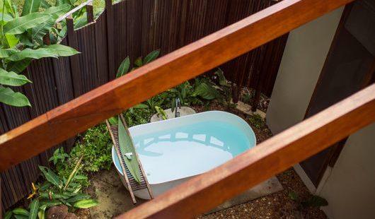 Special Bungalow- Bathtub Cristalino Lodge