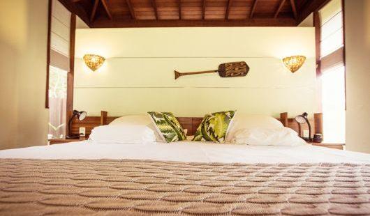 Special Bungalow Bedroom Cristalino Lodge
