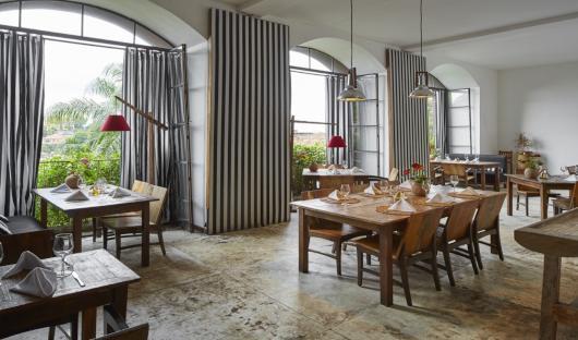 Tereze Restaurant Hotel Santa Teresa