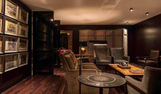 The Singular Santiago - Lounge