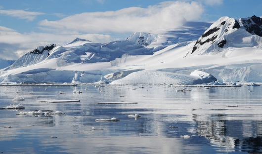 Wilhelmina Bay- Antarctica