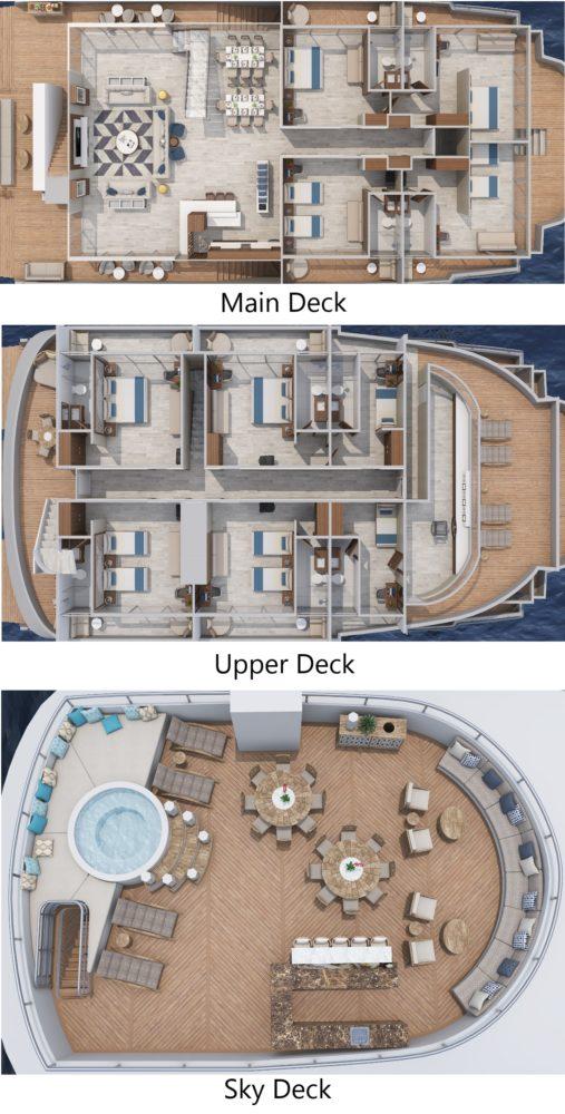 Deck Plan Elite