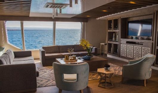 Endemic Interior Panoramic Lounge