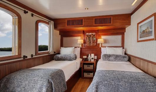 MY Grace Albert Deck Twin Suite