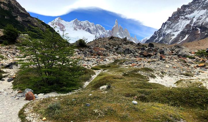 Cerro Torre Hike Patagonia