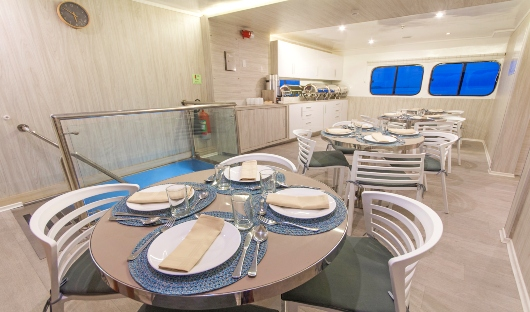 Solaris Dining Room