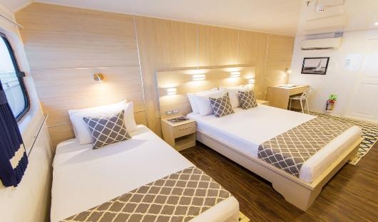 Solaris Upper Deck