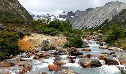 Lake Esmeralda, Hiking in Ushuaia