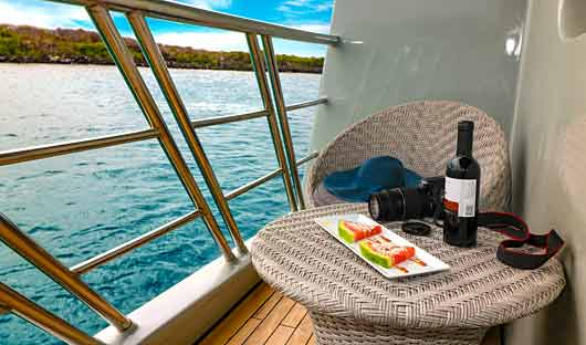 MT Camila Private Balcony